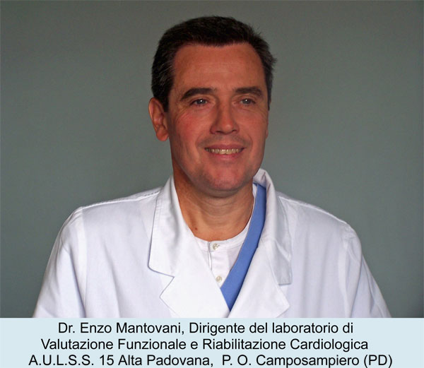 """Dott. Mantovani: """"Attività fisica, Elisir di lunga vita!"""""""